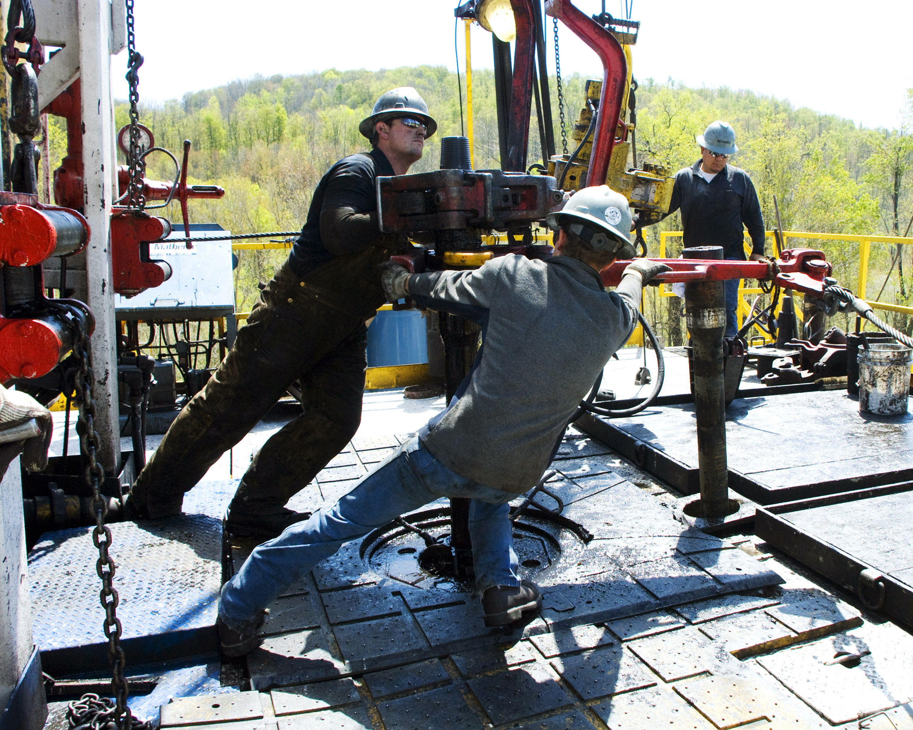 Natural Gas Drilling Jobs In Pa