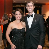 PBT's Gala Giselle co-chairs Dawn and Chris Fleischner.