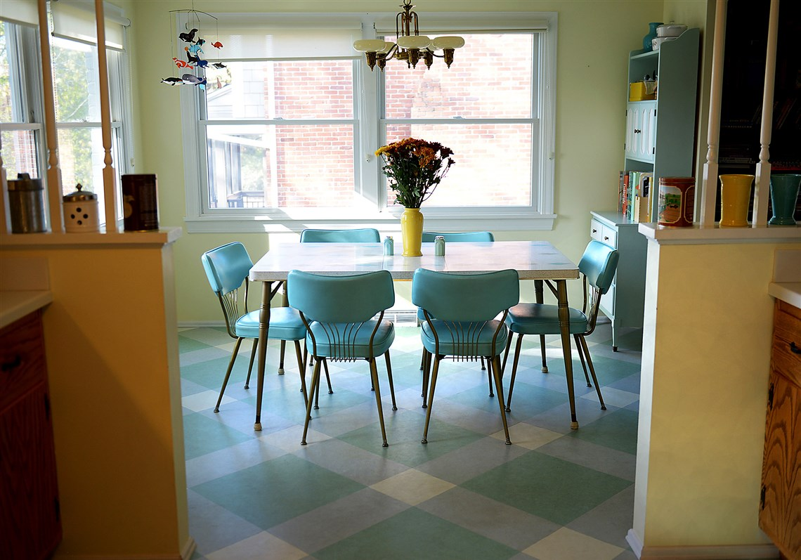 Retro redo: Kitchen goes from mad to groovy | Pittsburgh Post-Gazette
