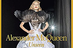 """Alexander McQueen: Unseen"" is among the latest fashion-related books to be released in time for the holidays."