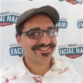Peter Kalidonis was named Wahl Man of Pittsburgh earlier this year and is in the running for Wahl's national award for top facial hair.
