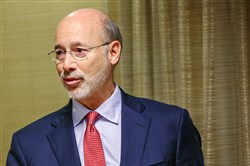 Gov. Tom Wolf hired McKinsey & Company for $1.8 million to consult with him on how the state can save some money.