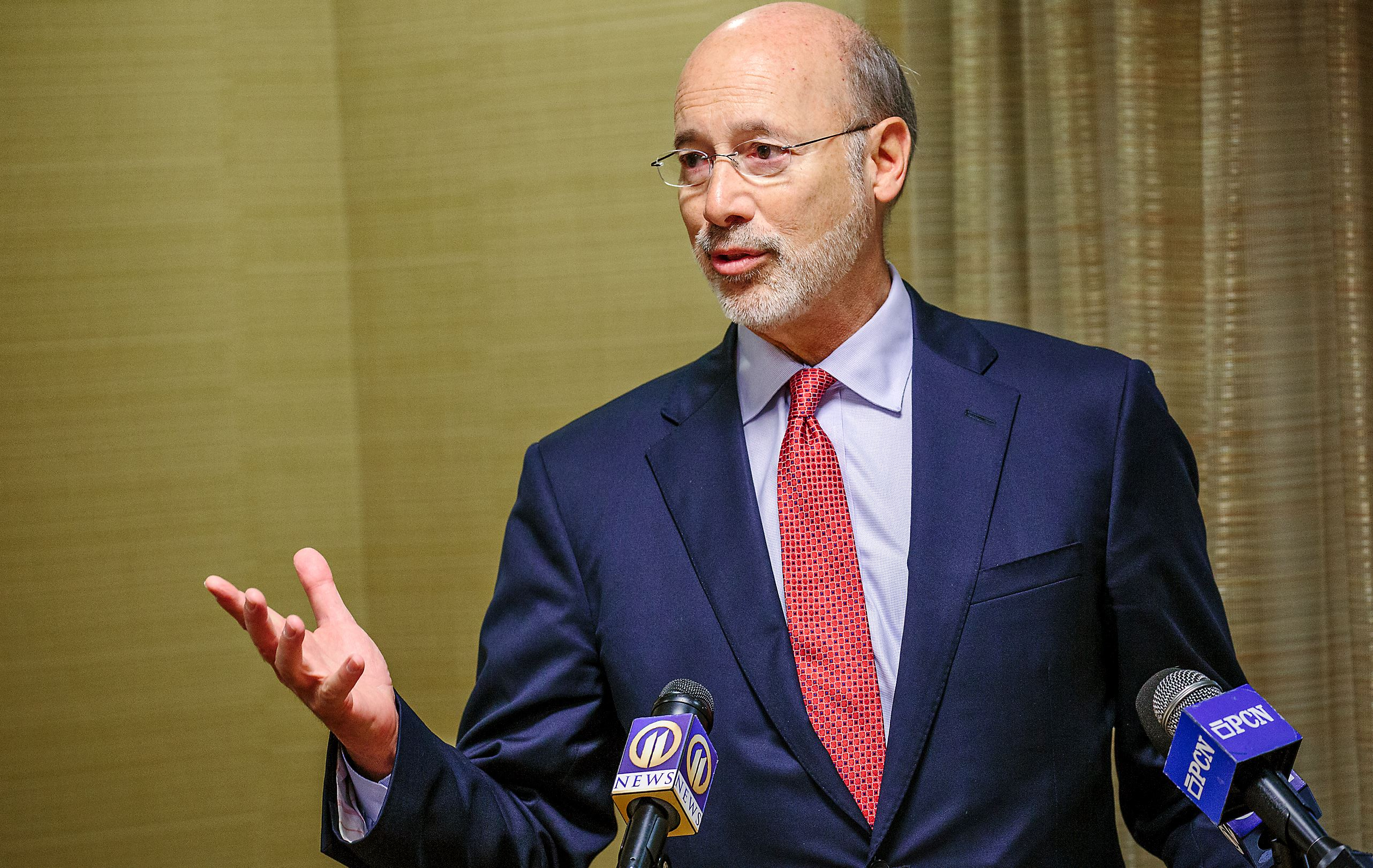 Reader Poll: Do You Approve of Wolf's Budget?