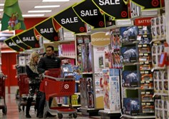 The number of Thanksgiving weekend shoppers fell by nearly a third to 102 million in 2015.