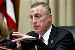 U.S. Rep. Tim Murphy, R-Upper St. Clair.