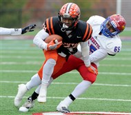 Clairton's Lamont Wade has made an astonishing recovery from knee surgery.