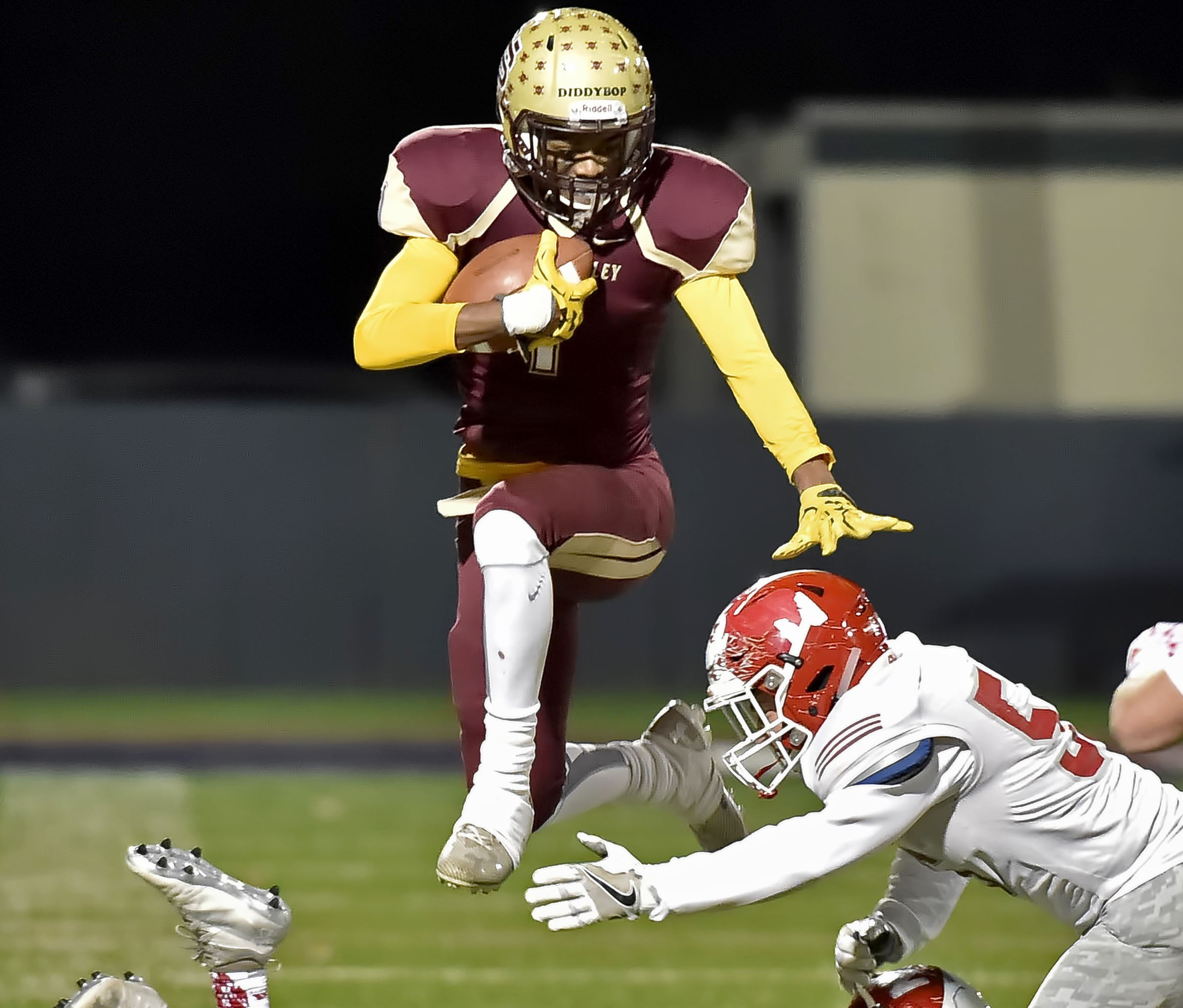 Steel Valley Dominates Neshannock To Win WPIAL Class 2A