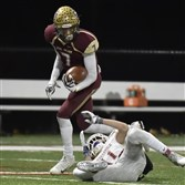 The Fumbler expects Zai'Quan Henderson and Steel Valley to keep cruising right into the state championship.