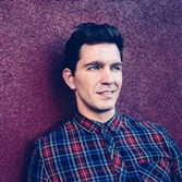 "Andy Grammer will perform during ""O Starry Night 4,"" at the Carnegie of Homestead Music Hall in Munhall on Sunday."