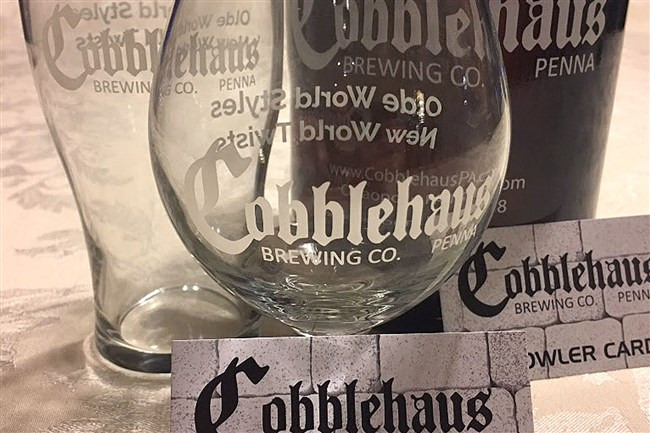 Cobblehaus Brewing Co., a brewery that is opening in Coraopolis in January, this Saturday is holding a preview where it'll be pouring free samples of three beers. It'll also be selling prepaid growler and draft cards and other merchandise.