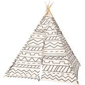 Everyone can use a hideout, from a new crawler looking to explore a new space to an elementary school student in search of a quiet spot to read. This teepee from Target's Pillowfort line fits the bill. It can be set up in minutes and is easily collapsed to be stored when not in use. $89.99, Target.