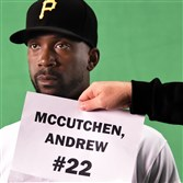 Andrew McCutchen, right now, is still a Pirate.
