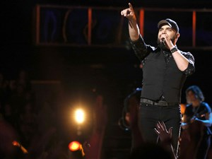 Cresson native Josh Gallagher has come a long way since singing in Cambria County bars.