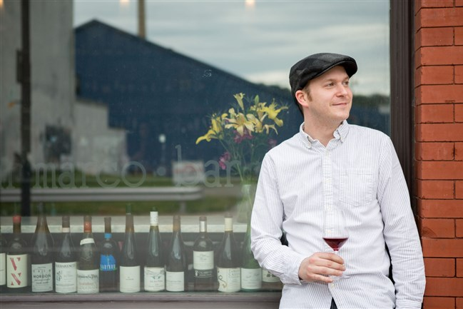 Sommelier Dominic Fiore of Bar Marco is among the locals named to Rust Belt Rising Stars.