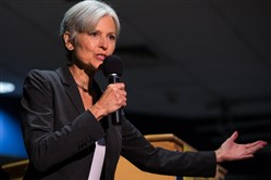 Green Party candidate Jill Stein.