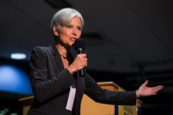 Did Jill Stein help put Donald Trump in the White House?