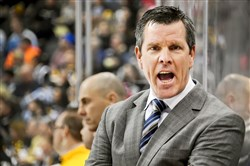 "The Penguins have a bad habit of turning a game into a ""track meet,"" coach Mike Sullivan said, in part because of their speedy play style."