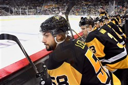 Kris Letang, like the team, has been inconsistent through the season's first two-plus months.