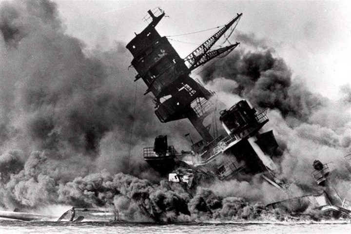 an analysis of real surprise on pearl harbor After the bombing of pearl harbor roosevelt asked congress to declare war on japan pearl harbor was a surprise to the united states, a great plan to the japanese .