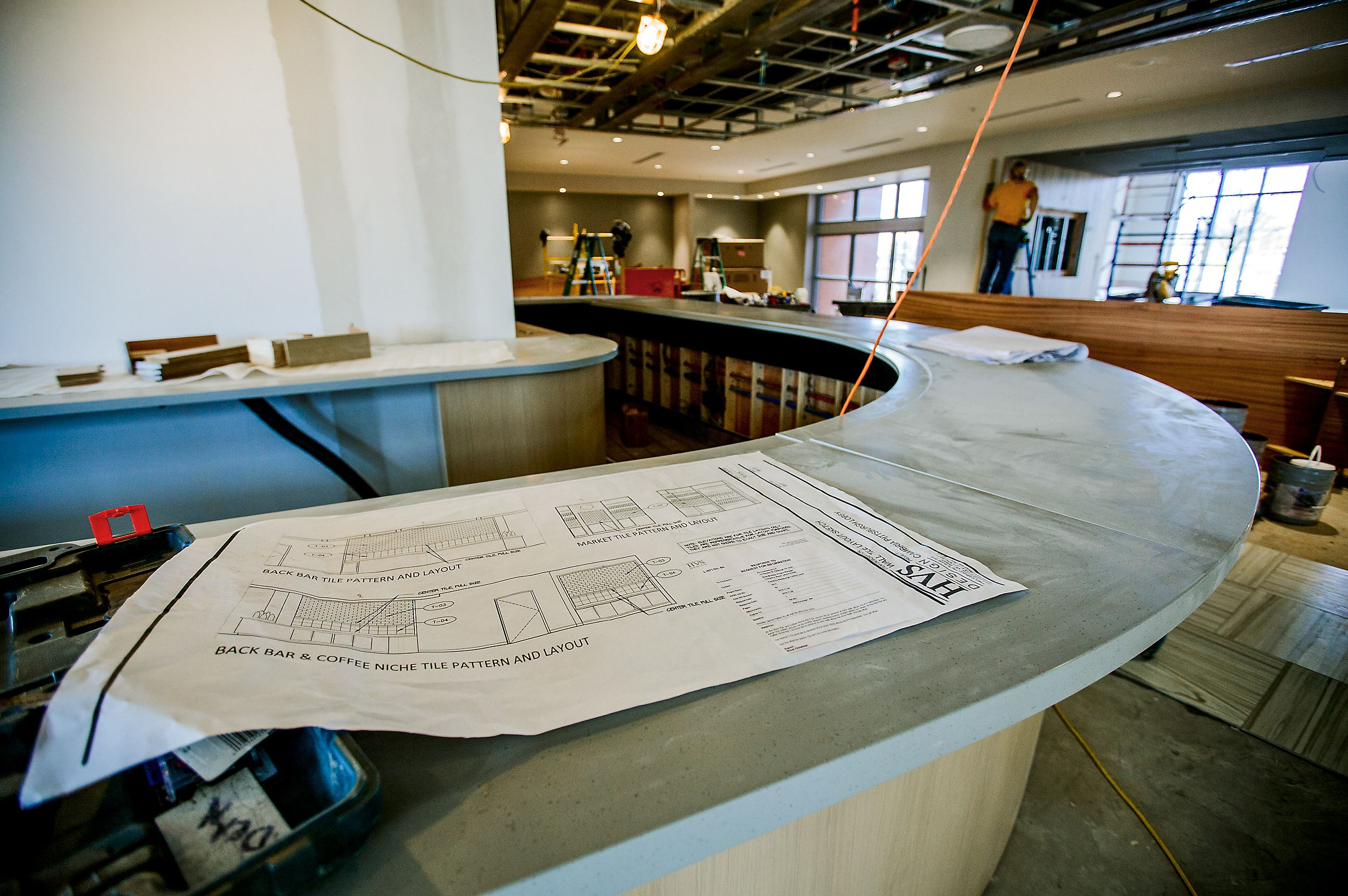 Cambria suites near arena in final stages of renovation for Hotels close to ppg paints arena