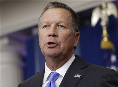 Electors' effort to pick Kasich is expected to fail