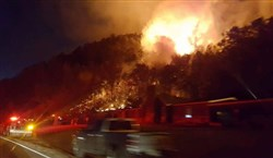 A total of 14 people have died as a result of wildfires in Eastern Tennessee.