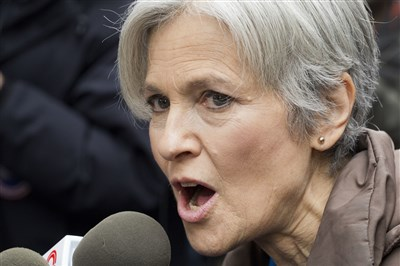 Philly judge: Decision coming Monday on Stein's request for statewide recount