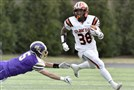 Lamont Wade was a standout running back at Clairton, but his future in college is at cornerback, where Rivals listed him as the No. 1 prospect in the United States.