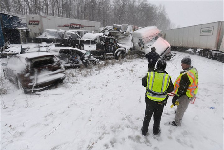 Franklin County Pa Multiple Car Accident