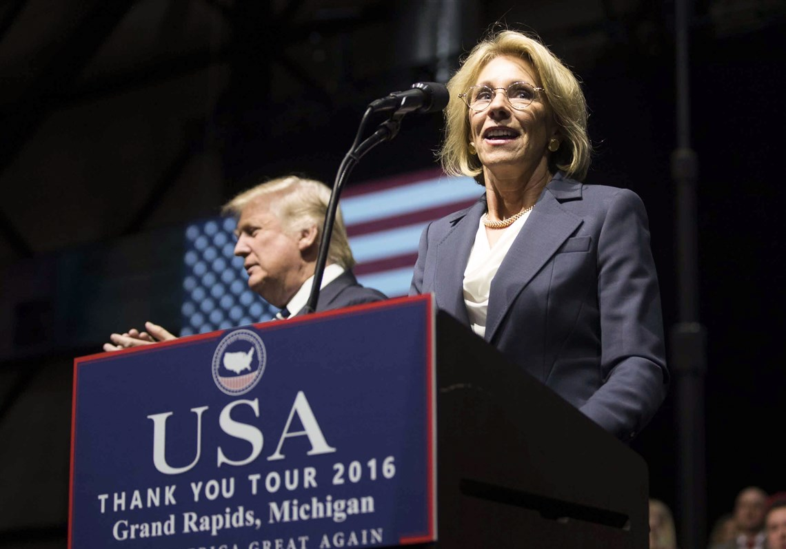 Pa. educators have 'worries' about Trump's Cabinet nominee ...