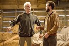 "Sam Elliott, left, and Danny Masterson in the Netflix series ""The Ranch."""