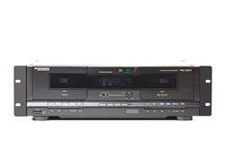 Marantz Professional PMD-300CP dual cassette deck with USB