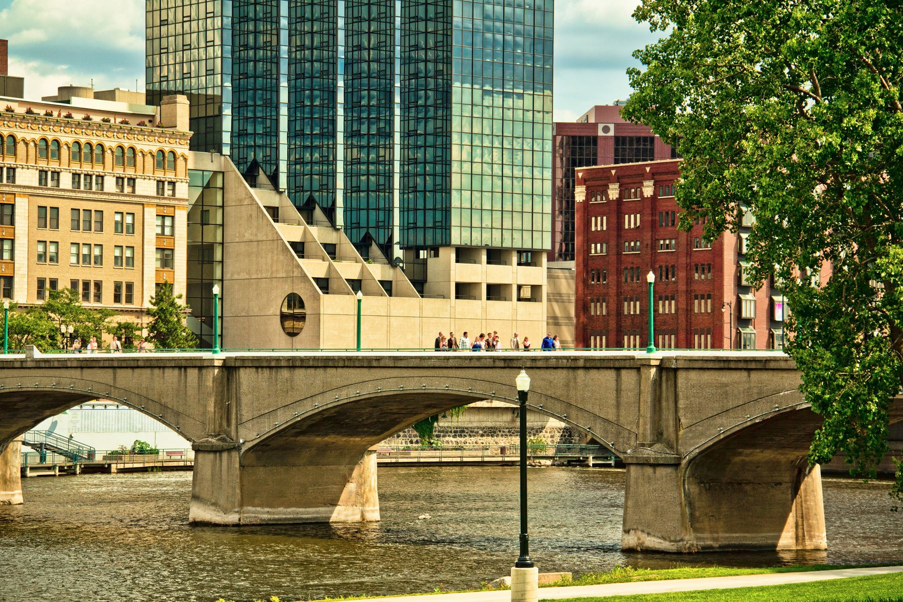 Grand Rapids From Furniture City To Beer City