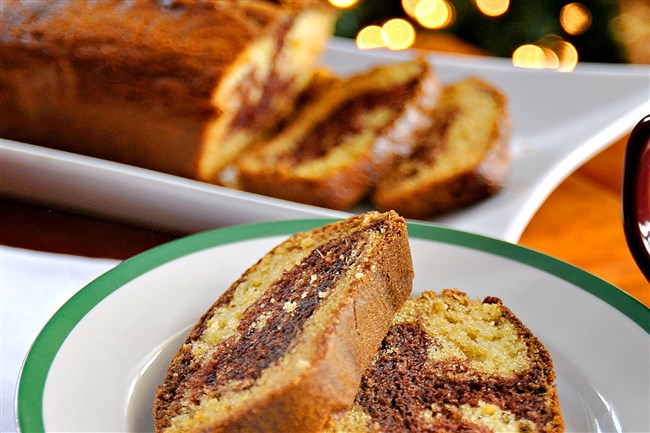 Ginger-Chocolate Bread.