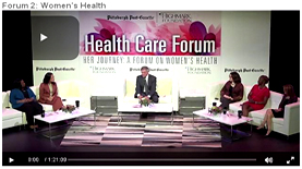 View Forum 2: Women's Health