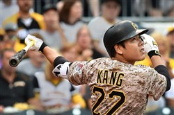 Jung Ho Kang missed all of the 2017 season.