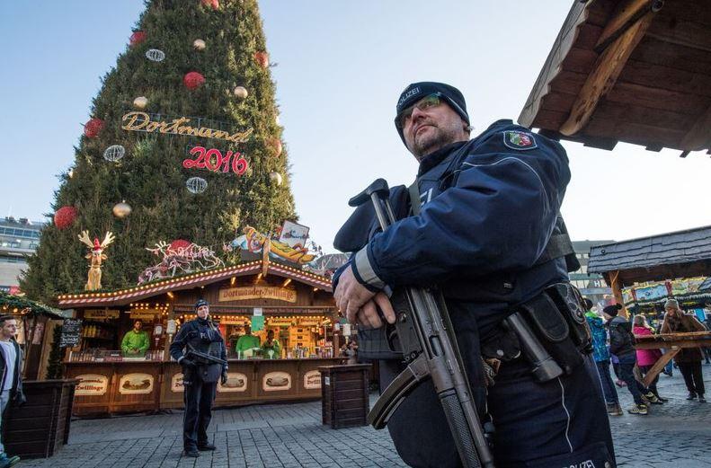 Merkel Calls Berlin Christmas Market Attack That Killed 12