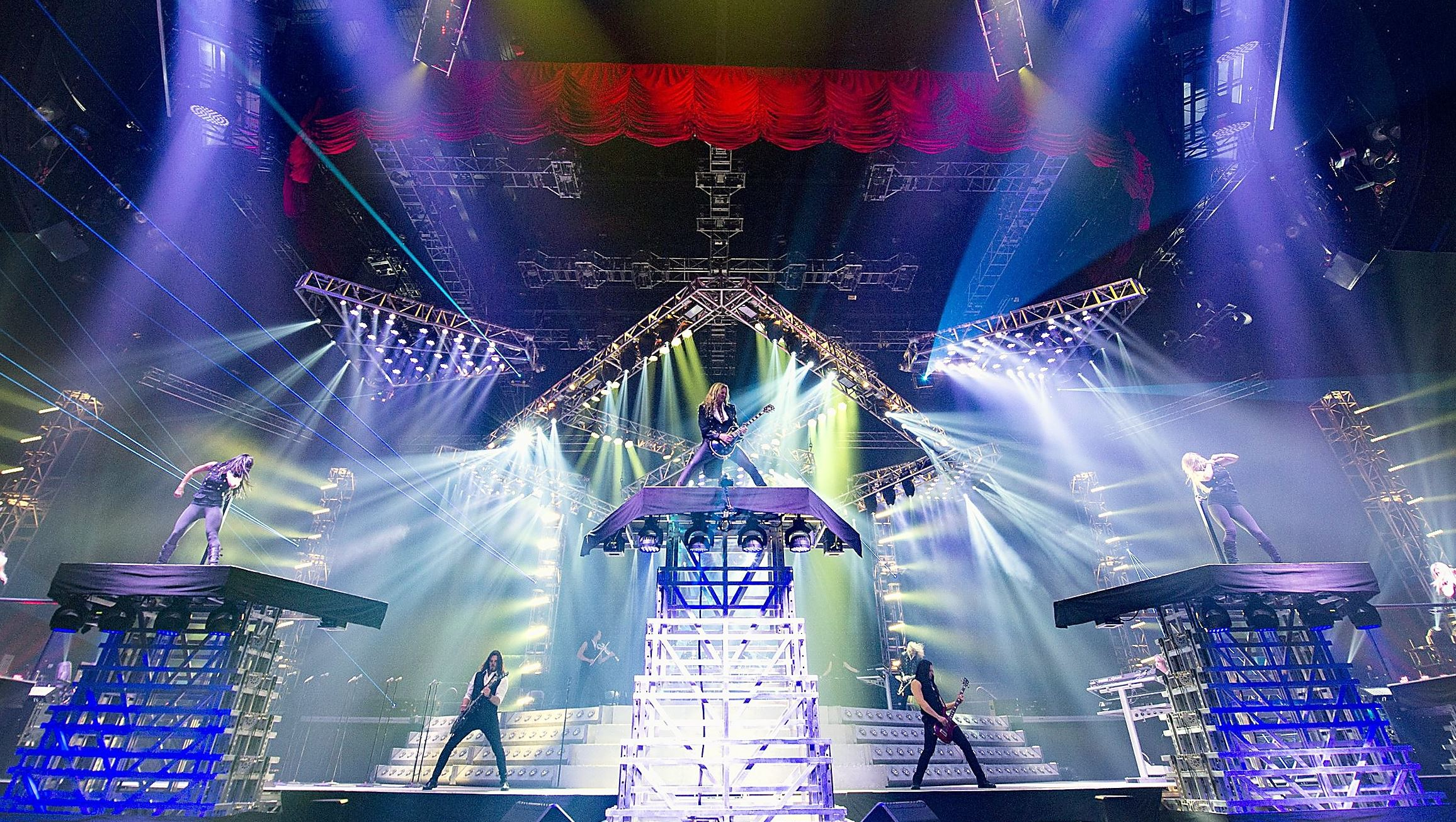 music preview trans siberian orchestra celebrates 20th year with encore of 39 ghosts 39 special. Black Bedroom Furniture Sets. Home Design Ideas