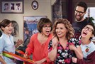 "Producer Norman Lear reimagines his 1970s sitcom with a Latino family in Netflix's ""One Day at a Time."""