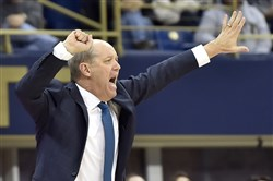 """Sam is a tireless worker on the court and on the recruiting trail,"" Pitt coach Kevin Stallings said of his new hire."