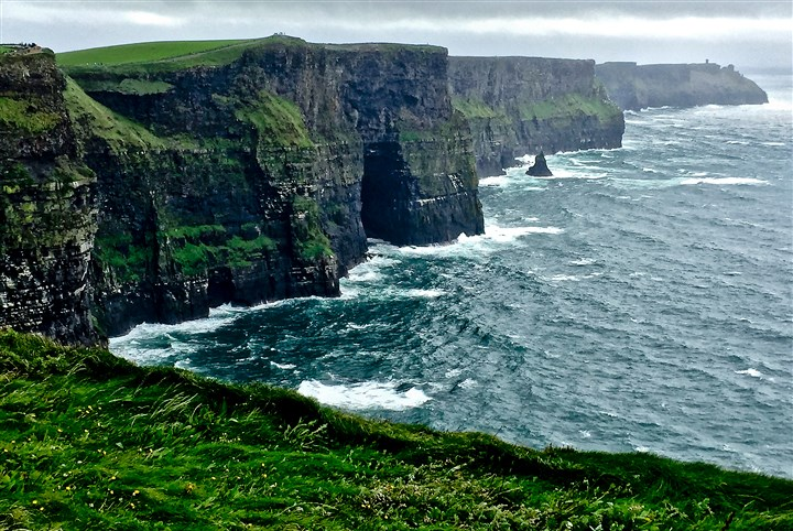 distinction ireland cliffs moher The Cliffs of Moher on the Wild Atlantic Way in County Clare, Ireland.