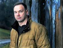 Thomas Tull poses for a portrait at his farm in Bulger, Pa.