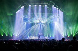 The Trans-Siberian Orchestra at the PPG Paints Arena last December.