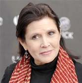 Carrie Fisher in 2011.