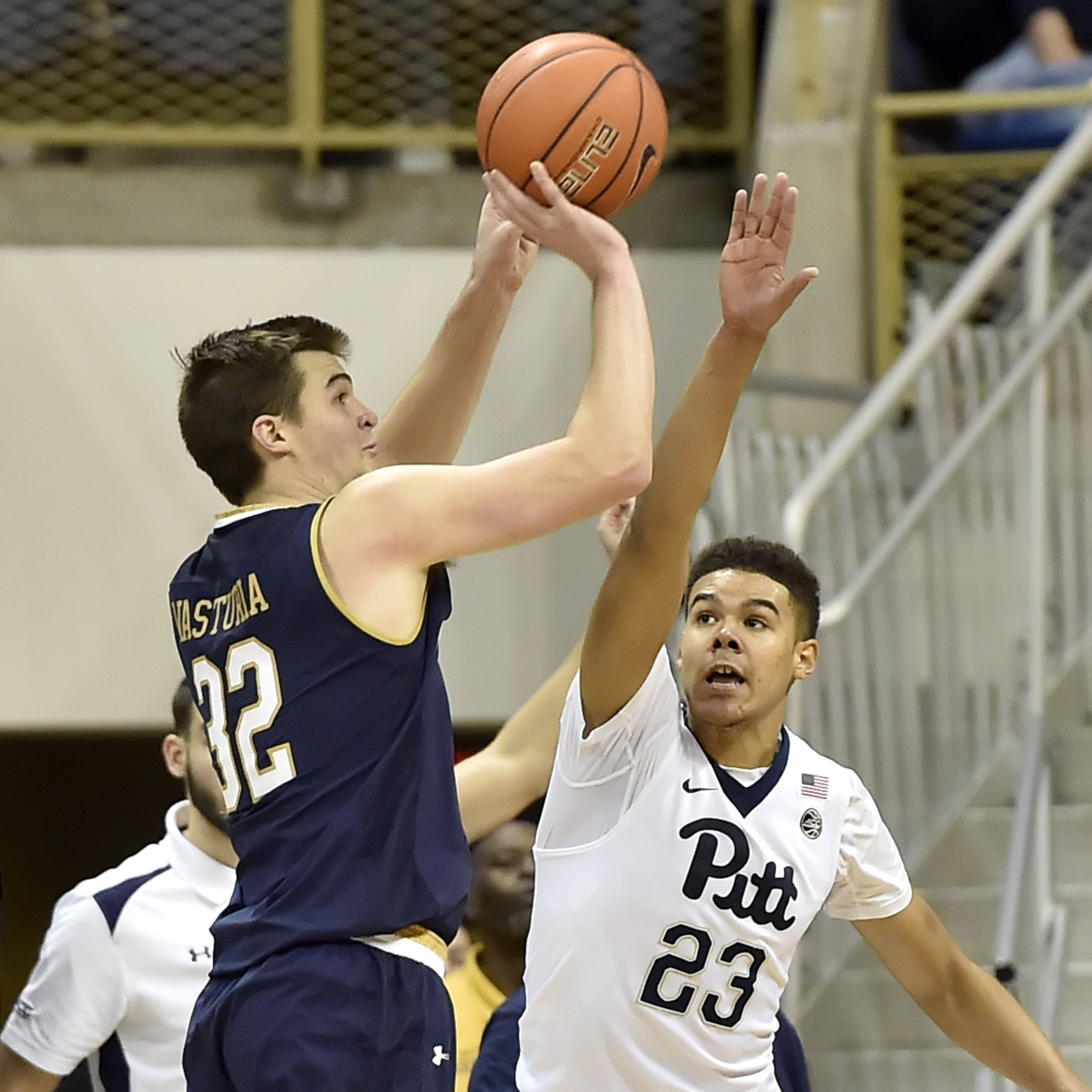 'Pittsburgh vs. Notre Dame - 12/31/16 College Basketball Pick, Odds, and Prediction'
