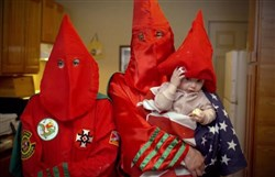 "From ""Escaping the KKK: A Documentary Series Exposing Hate in America."""