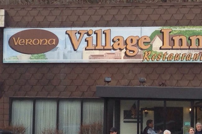 "The owner of Verona Village Inn said the decision to close his restaurant after 34 years ""came about rather suddenly."""