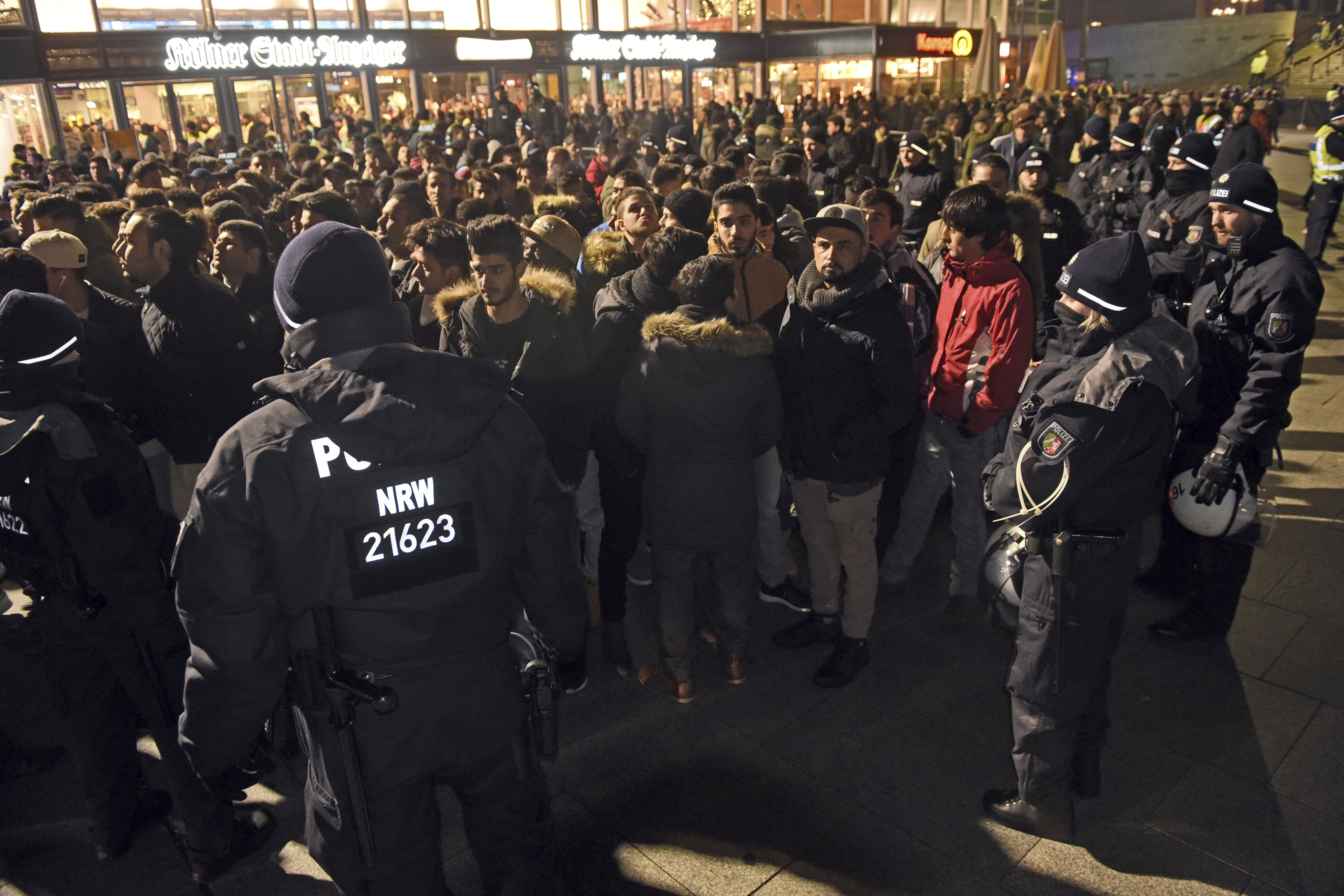 Cologne police criticized for alleged New Year's race profiling