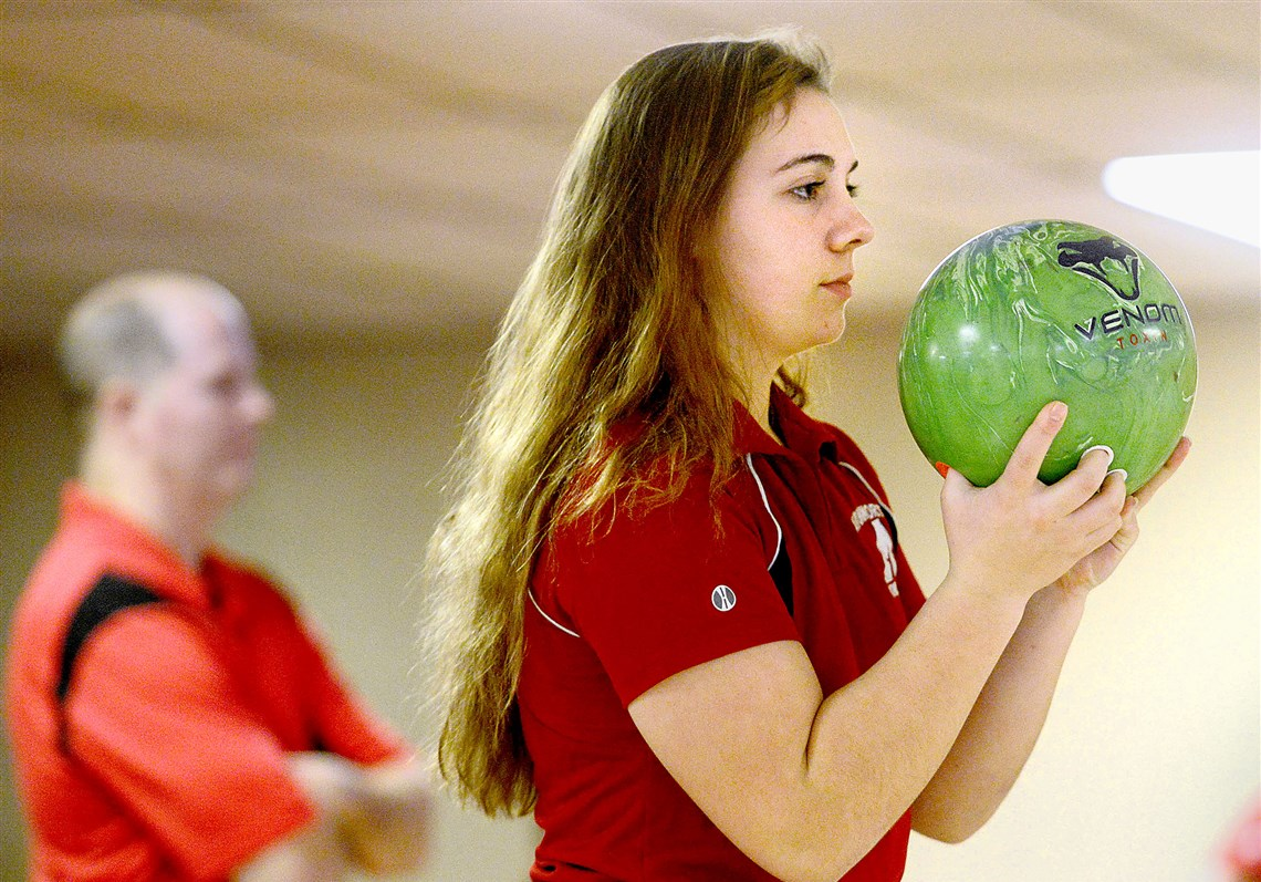 high bowling paying off for female participants