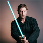 "Charlie Ross brings ""One-Man Star Wars"" to the Byham Theater."